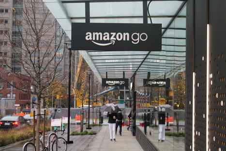 How 'Amazon Go' works: The technology behind the online retailer's groundbreaking new grocery store | Innovation, Commerce & Culture | Scoop.it