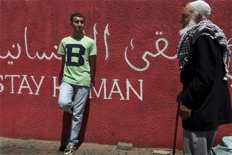 Arab, Israeli youth embrace peace online | Human Rights and the Will to be free | Scoop.it