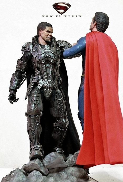 onesixthrepublic: General ZOD vs MOS / By Peter Phuah | What I use the web for? Informations | Scoop.it