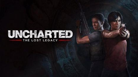 UNCHARTED : THE LOST LEGACY, un stand alone pour 2017 - Playstation Experience 2016 [Actus Jeux Vidéo] - Freakin' Geek | Freakin' Geek | Scoop.it