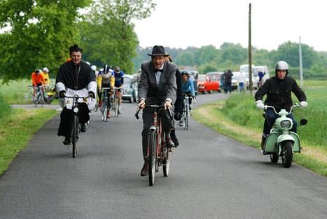 Le Grand-Lucé > Enfourchez un vélo ancien et voyagez dans le temps. | RoBot cyclotourisme | Scoop.it