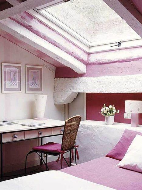 32 Attic Bedroom Design Ideas | Designing Interiors | Scoop.it