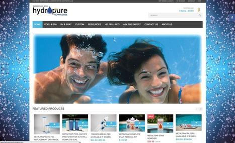Jacksonville ecommerce web design-Hydropure Technologies | Web design | Scoop.it