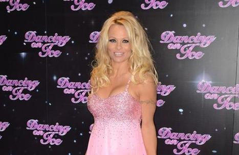 Pamela Anderson blames boobs For Exit from Dancing On Ice | Soup for thought | Scoop.it