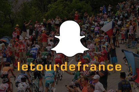 #TDF2014 : un Tour de France résolument connecté !   PR's & Relations Publics : branding, brand content, marketing de contenu & d'influence   Scoop.it