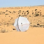 A Tumbleweed Robot to Stop the Spread of Deserts   Wired Design   Wired.com   DigitAG& journal   Scoop.it