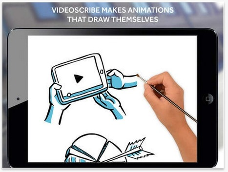 VideoScribe- Create Animated Videos with Handwritten Drawings ~ Educational Technology and Mobile Learning | Student Engagement for Learning | Scoop.it