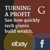 How fast other tech companies build wealth | Technologies numériques & Education | Scoop.it