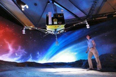 Le robot Philae superstar d'internet et des réseaux sociaux | Toulouse networks | Scoop.it