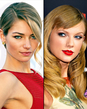 Taylor Swift Dissed by Victoria's Secret Model Jessica Hart After Fashion Show ... - Us Magazine   FCS   Scoop.it
