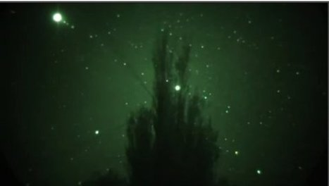 Strange Light Phenomena In The Skies Over New Zealand | UFO Matrix Magazine | Scoop.it
