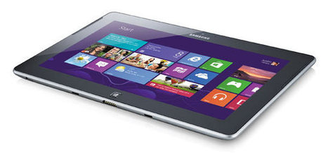 'Windows 8 tablets spelen voorlopig geen rol van betekenis ... | ICTMind | Scoop.it