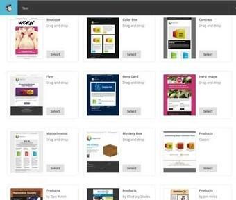 Où trouver votre template de newsletter ?   Arobase.org   Formation multimedia   Scoop.it