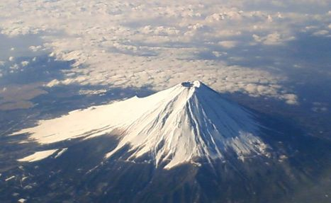 Mount Fuji is now available in Google 360 degree view - The Universal Post | In the age of Internet | Scoop.it