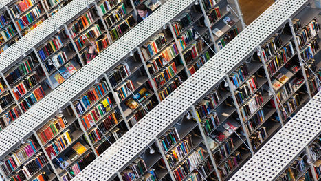 The Internet of Things Plan To Make Libraries and Museums Awesomer | New Retail x Libraries | Scoop.it