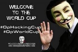 Les Anonymous s'attaquent à la Coupe du monde et menacent BeIn Sports   Geek & Design   Scoop.it