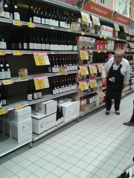 Commerce / economie : Les ventes de Beaujolais repartent à la hausse en Grande Distribution #goodnews! | Vos Clés de la Cave | Scoop.it