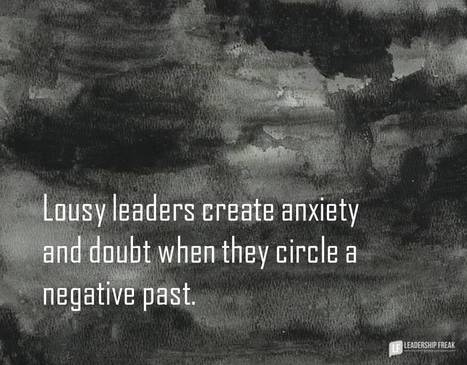 How to Forget Like a Leader | Surviving Leadership Chaos | Scoop.it
