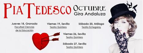 PÍA TEDESCO: Festival Black Jazz GETAFE 21 de Octubre | Noticias de jazz (España) | Scoop.it