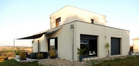 Maison contemporaine 155 mc avec piscine à Laplume | Immobilier à Agen | Scoop.it