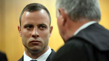 Oscar Pistorius Made Girlfriend 'Scared Out of My Mind,' Text Claims - ABC News | Pistorius trial | Scoop.it