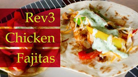 USANA Test Kitchen: Rev3 Chicken Fajitas - What's Up, USANA?   Healthy Truckers   Scoop.it