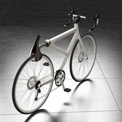 Red Dot Award-Winning 'Saddle Lock': Yea or Nay? | Art, Design & Technology | Scoop.it