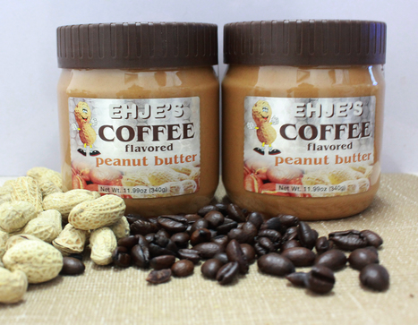 COFFEE FLAVORED PEANUT BUTTER | Peanuts, bioactive superfood in a shell | Scoop.it
