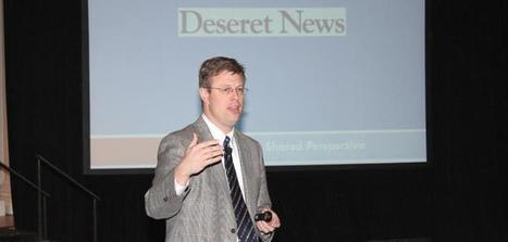 Gilbert: A complete transformation of the news business is required - Inland Press | Project Management | Scoop.it