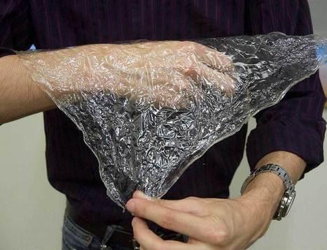 Shrilk is a biodegradable alternative to plastic | Generative | Scoop.it