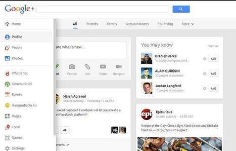 How to Use #GooglePlus for Everything - An Easy Guide to Google+ | Google Plus Stats, Strategies+ Tips | Scoop.it