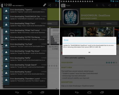 Nazywam się Błąd. Android 4.2 Błąd - felieton - Android.com.pl - Największe Polskie Centrum Google Android. | Aplikacje i Systemy Mobilne | Scoop.it
