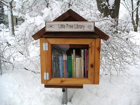 "KM, Communities and the ""Little Free Library"" 