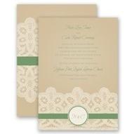 Wedding Invitations | Invitations by David's Bridal | My future wedding | Scoop.it