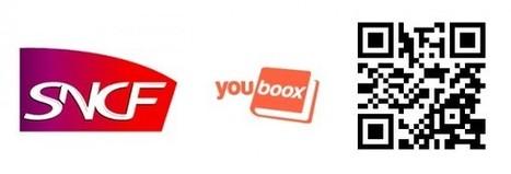Accéder à une bibliothèque de livres numériques dans les gares SNCF avec Youboox   QRiousCODE   Scoop.it