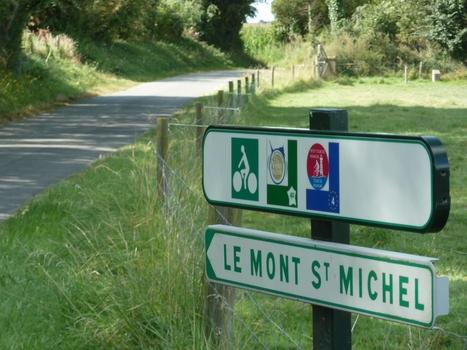 La Véloscénie Paris<>Le Mont Saint-Michel© : pas à pas, l'ouverture est prévue pour le printemps 2013 - Départements & Régions Cyclables | Balades, randonnées, activités de pleine nature | Scoop.it