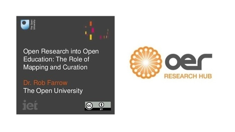 Robert Farrow - Open Research into Open Educati...   Being practical about Open Ed   Scoop.it