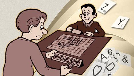 Play Online Scrabble Free Along With  Crossword Helper App | Word Games | Scoop.it