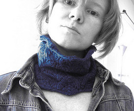 Crofter's Cowl pattern by Gudrun Johnston | Knitting for everyday comfort and delight | Scoop.it