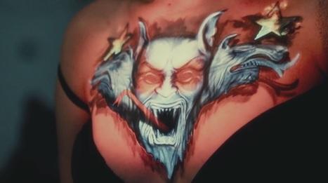 Tattoo Video Mapping deu vida às tatuagens em Lisboa   Tudo o resto   Scoop.it
