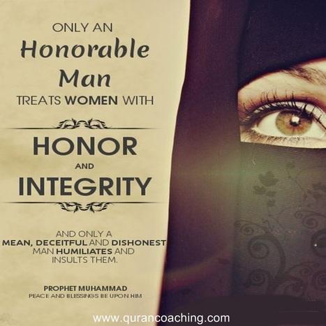 An honorable man   Quran Online   Scoop.it