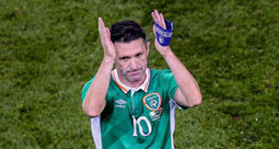 Robbie Keane reveals what he told teammates after his final Ireland game | In the net. Football | Scoop.it
