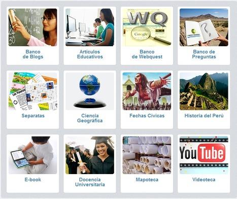 Recursos Educativos Gratuitos, Banco de Blogs, ... | HORA DE APRENDER | Scoop.it