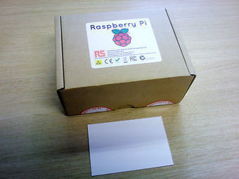 Raspberry Pi Model B - brand new in sealed box! | Raspberry Pi | Scoop.it