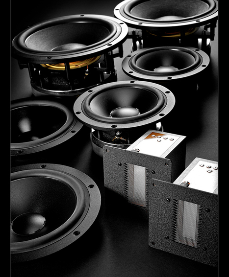 Kawero! Classic High Performance Loudspeakers : High end loudspeaker | Ask Marty Tech Stuff | Scoop.it