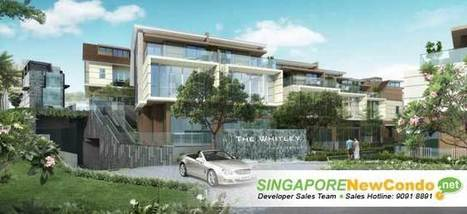 The Whitley Residences | Showflat 9091 8891 | New Condo Launches in Singapore |  SingaporeNewCondo.net | Scoop.it