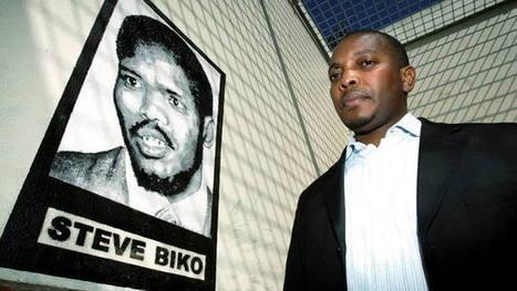 Khaya Dlanga: Steve Biko and white people's things | African News | Scoop.it