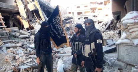 How the US Armed-up Syrian Jihadists | Global politics | Scoop.it