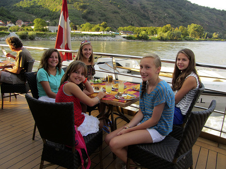 Offering incentives to get kids onboard: Travel Weekly | River Cruise News | Scoop.it