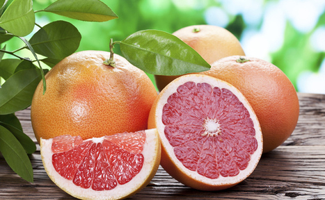 Grapefruit, Not Just For Weight Loss Anymore | Care2 Healthy Living | Vegetarian and Vegan | Scoop.it